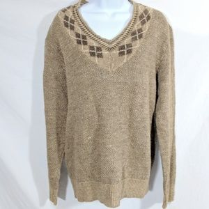 Polo Ralph Lauren Linen Blend Sweater
